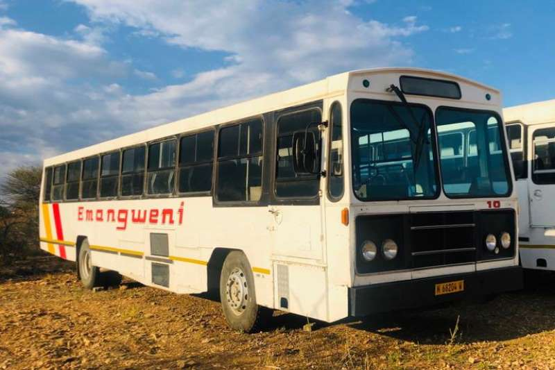 Other Buses 65 seater AAD 17.240 65 SEATER BUS ADE 407N ZF 6SPEED 1990