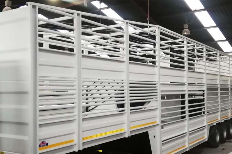 2020 Other  Cattle Master Trailer