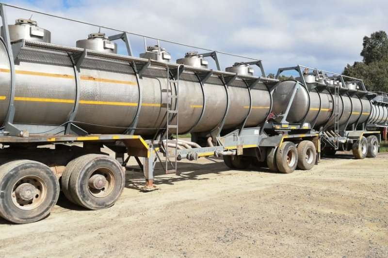 2001 Other  Combination Tankers