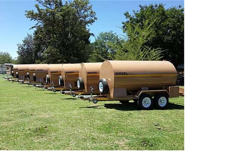 Other Diesel tanker 5000D 2020