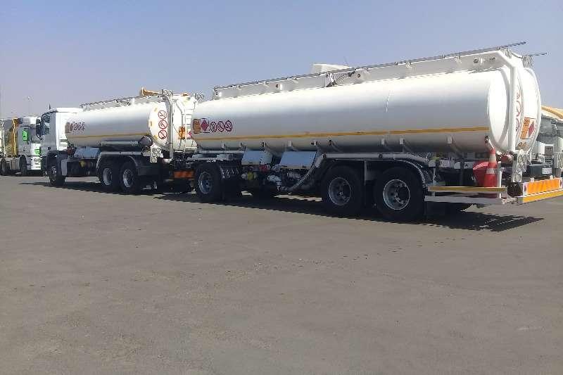 Other Diesel tanker FUEL TANKER TRAILER CAPACITY OF 32000 LITERS