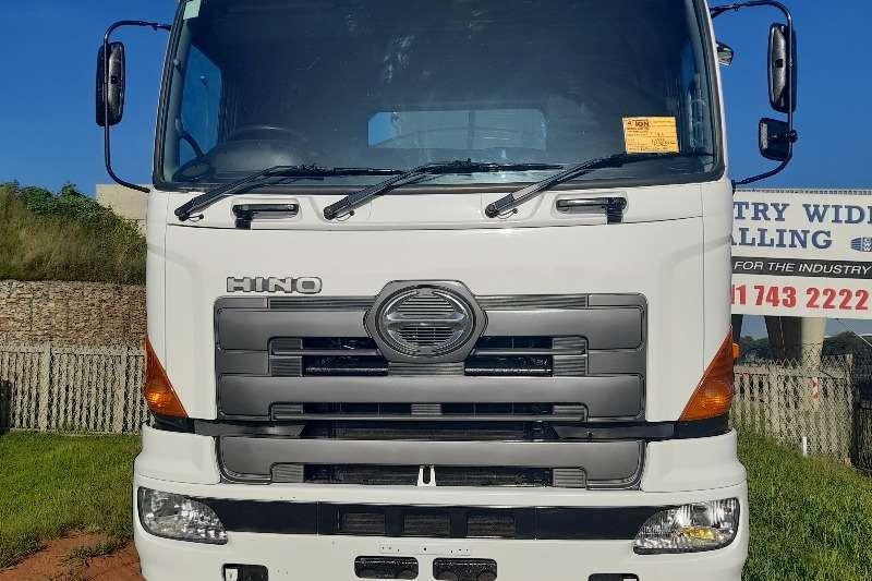 Other HINO 57  450 6x4 RIGID 16000 LITRE DIESEL TANK TRU Diesel tanker