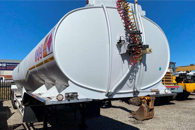 Other Price Drop On This GRW 48000 Litres Diesel Tanker Diesel tanker