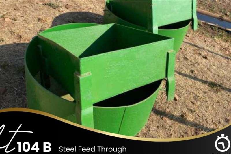 Other Steel Feel Through Feed wagons