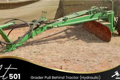 Grader Pull Behind Tractor (Hydraulic) Other