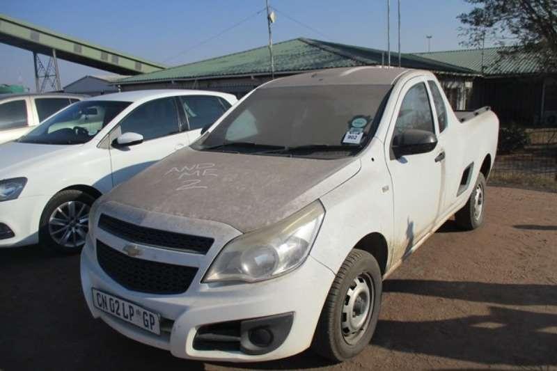 Other LDVs & panel vans Chevrolet 1.4 Litre Bakkie / LDV 2013