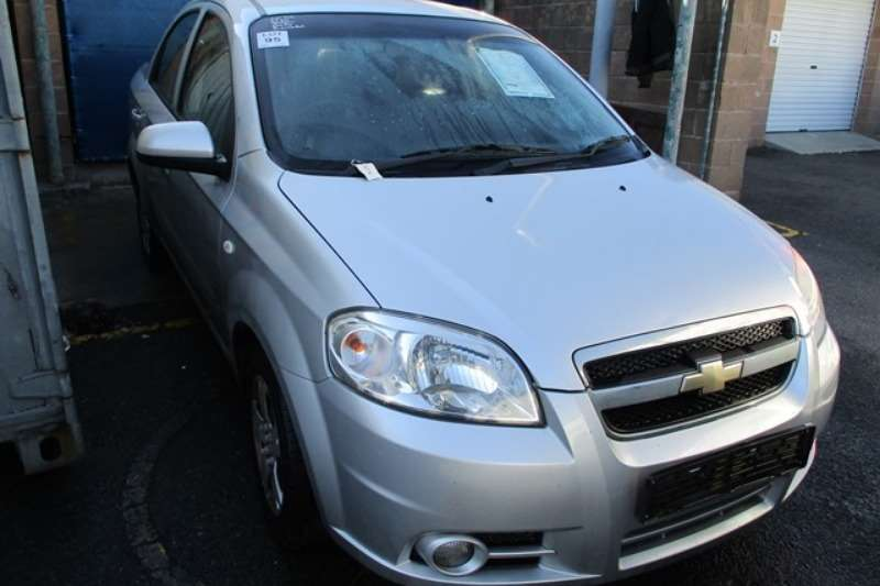 Other LDVs & panel vans Chevrolet Aveo 1.6 LS Car 2012