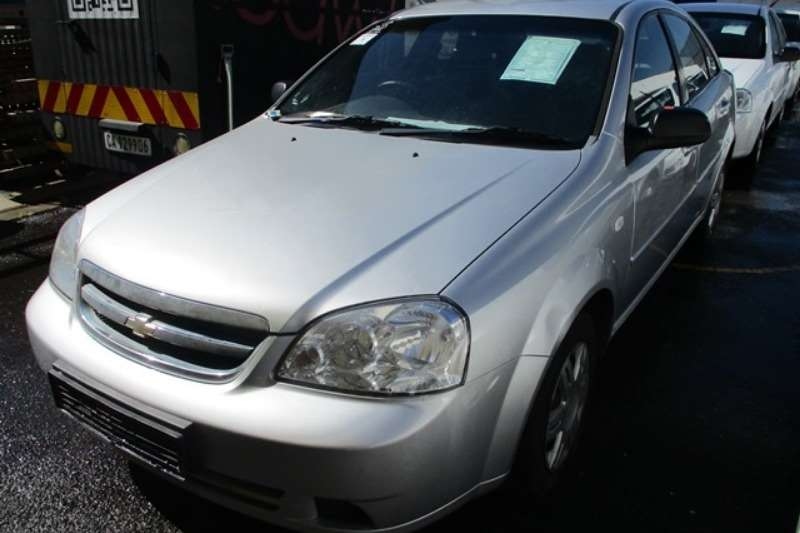 Other LDVs & panel vans Chevrolet Optra 1.6 L Car 2012