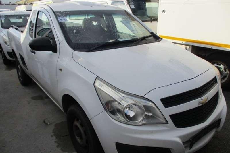 Other LDVs & panel vans Chevrolet Utility 1.4 AC Bakkie 2012