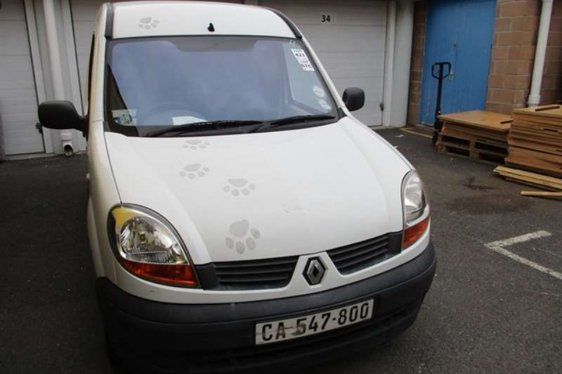 Other LDVs & panel vans Renault Caddy Panel Van 2007