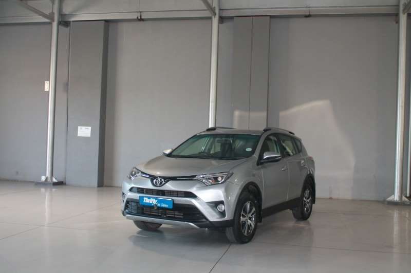 Other LDVs & panel vans Toyota Rav4 2.0 Gx 4X2 Cvt 2018