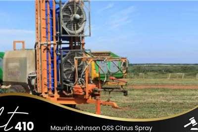 Mauritz Johnson OSS Citrus Spray Other