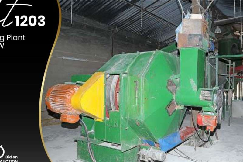 Pilling Plant 90KW Other