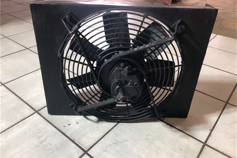 Other  Radiator Cooling Fan Hydraulic Driven