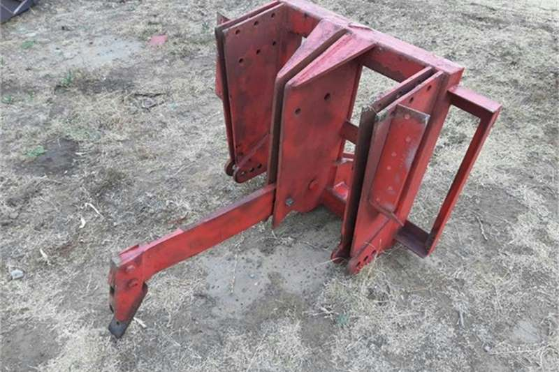 Other Trailers 1 Tine Ripper