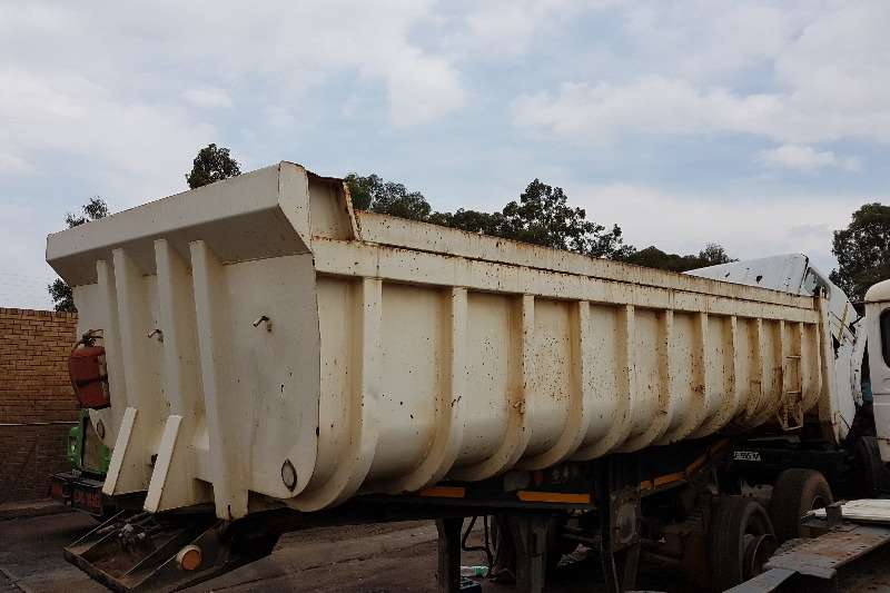 Other Trailers 15 m3 Copelyn 2001