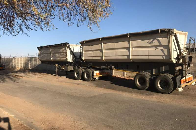 Other Trailers 2010 Top Trailer Side Tipper Link AS IS 2010