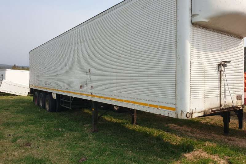 Other Trailers Box body BOX TRAILER
