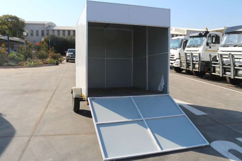 Other Trailers Box Body Trailer