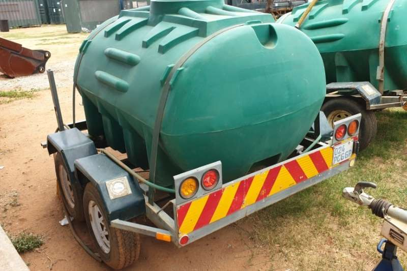 Other Trailers Brinto Engineering Tanker Trailer 2014