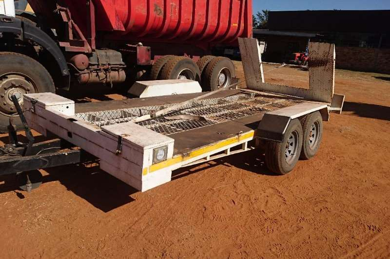 Car Trailer Trailers Trucks For Sale In South Africa On Truck Trailer