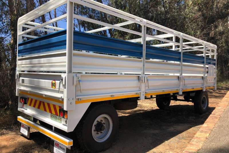 Other Trailers Cattle body 2014 JME CATTLE TRAILER 2014