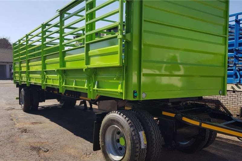 Other Trailers Cattle body Drawbar Trailer 2019