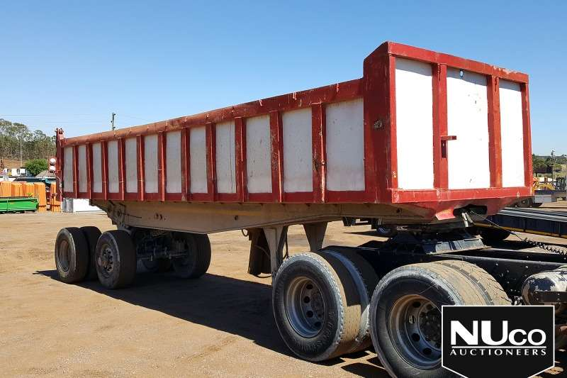 Other Trailers Copelyn DOUBLE AXLE COPELYN TRAILER