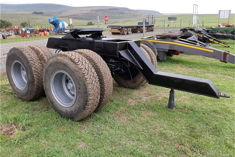 Other Trailers Double Axle Dolly 2011