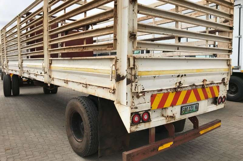 Other Trailers Drawbar 1900 Drawbar Cattle Body 1900