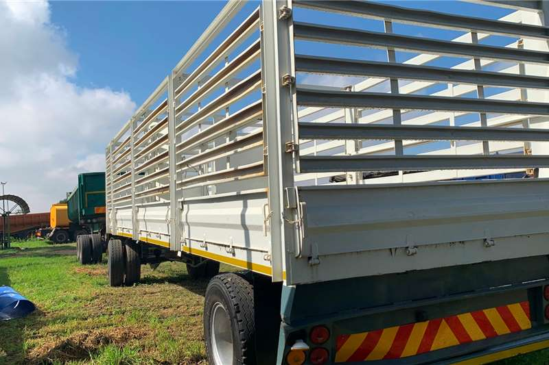 Other Drawbar 1900 Drawbar Cattle Body Trailers