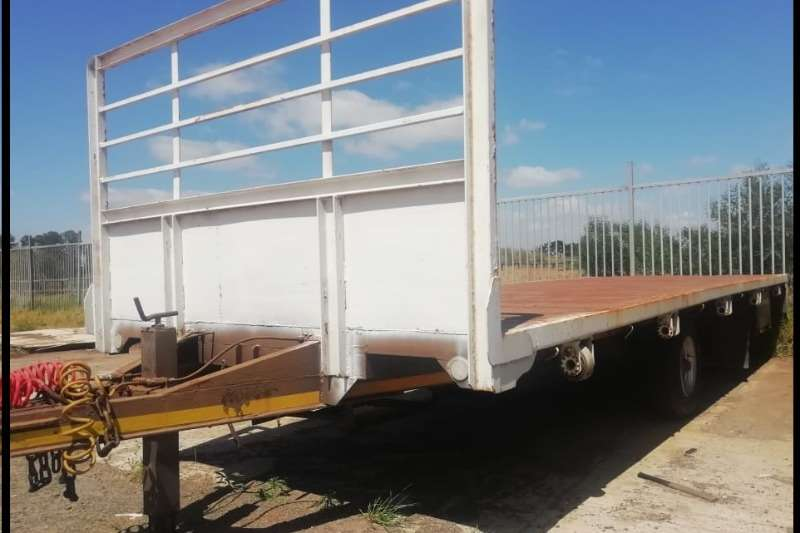 Other Trailers Flat Deck