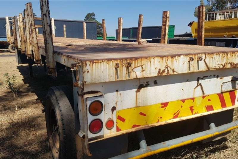 Other Trailers Flat deck Single Axle Flat Deck