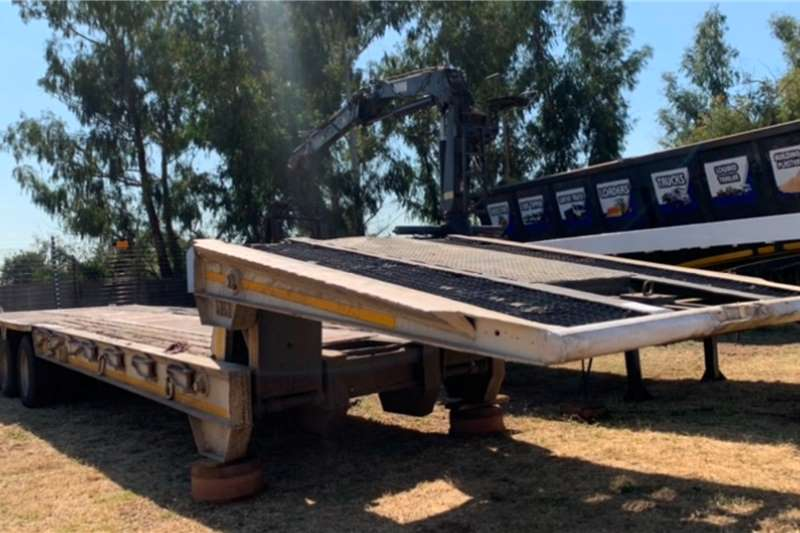 Other HYSTER LOWBED Trailers