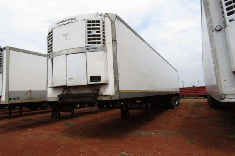 Other Trailers Insulated fridge unit THERMOKING SL400E 2019