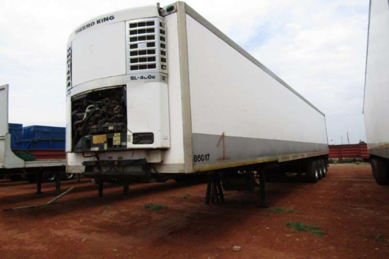 Other Trailers Insulated fridge unit THERMOKING SL400E