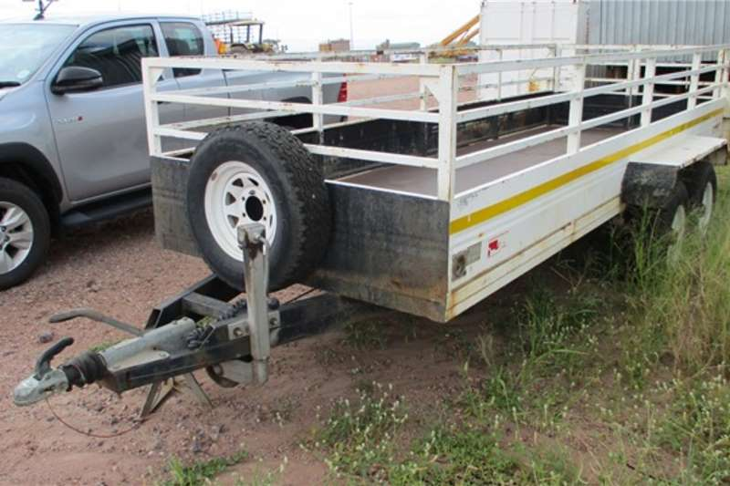 Other Trailers Leo's Trailer Manufacturers 2.7 Ton, Double Axle T