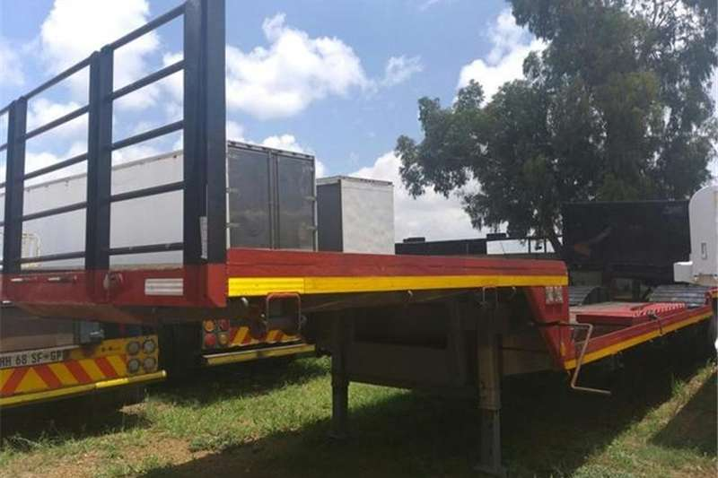 Other Trailers Lowbed 1982 Swift Single Axle Lowbed 1982