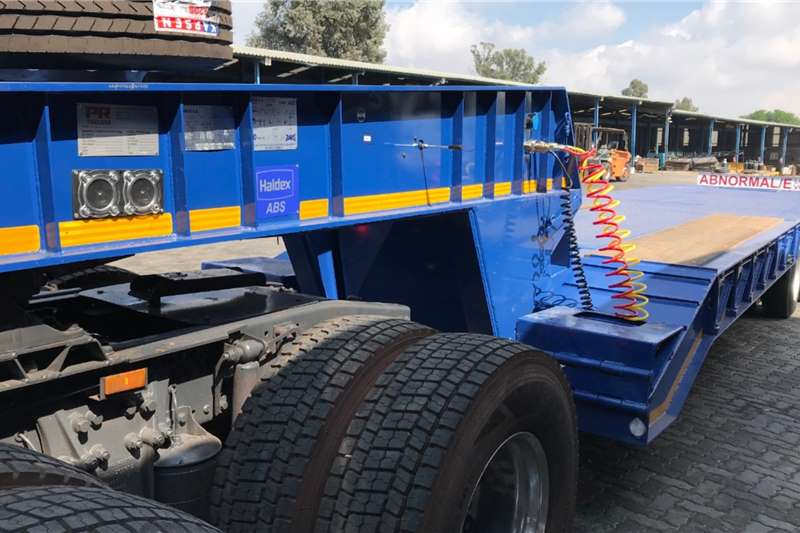 Other Trailers Lowbed PR TRAILER QUAD AXLE LOW BED 2020