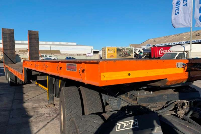 Other Trailers Lowbed RoadHog Trailer Lowbed 2013