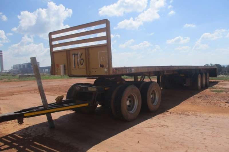 Other Trailers Mele Engeneering 27 Ton,Tri   Axle Sliding Dolly F