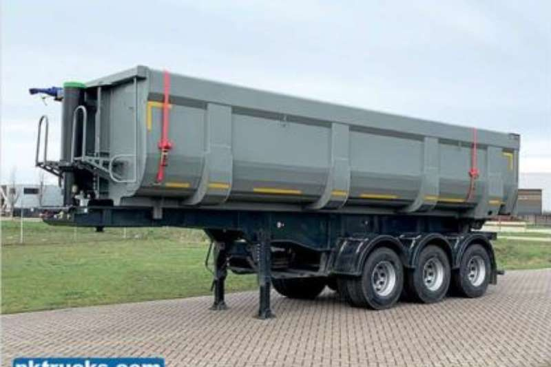 Other Trailers Side tipper MITRAX 32TON 3 AXLE 2019