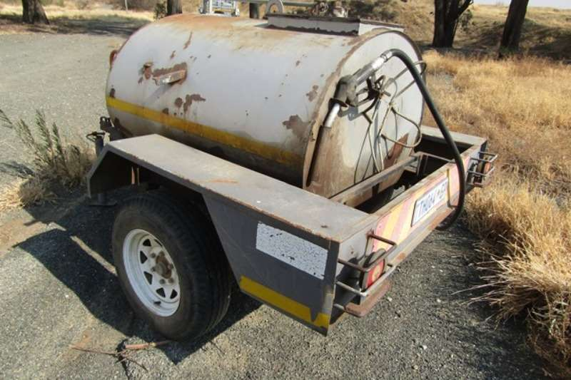 Other Trailers Single Axle Trailer