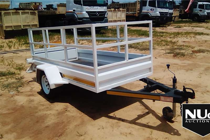 Other Trailers SINGLE AXLE UTILITY TRAILER 2020