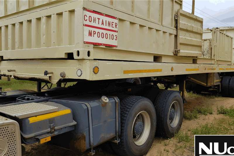 Other Trailers SISEMBEKI FLAT DECK FRONT LINK 2013