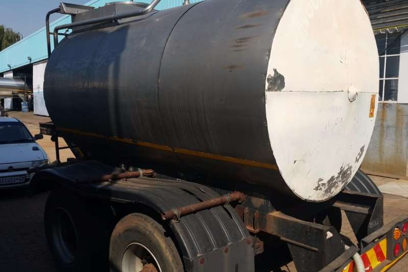 Other Stainless steel trailer 6500lt Pub Trailers