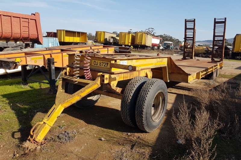 Other Trailers Stepdeck JB Brockhouse Drawbar