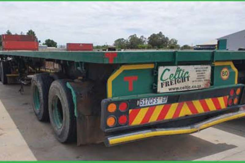 Other Trailers Superlink 2X3 AXLE