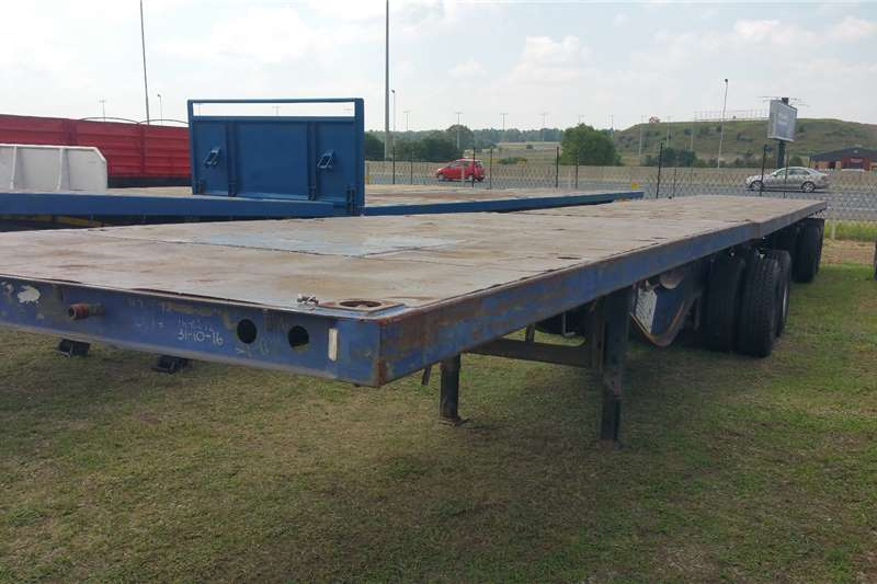 Other Trailers Superlink Superlink Flatdeck 2006