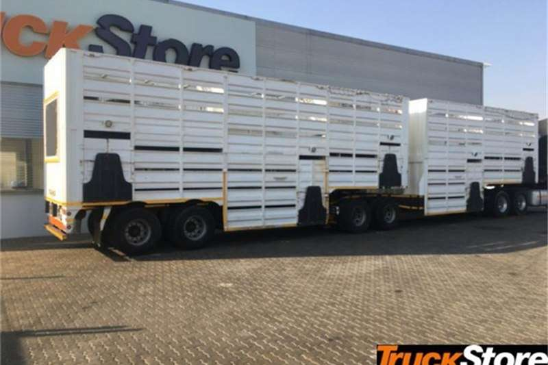 Other Trailers TRAILORD SA CATTLE 2017